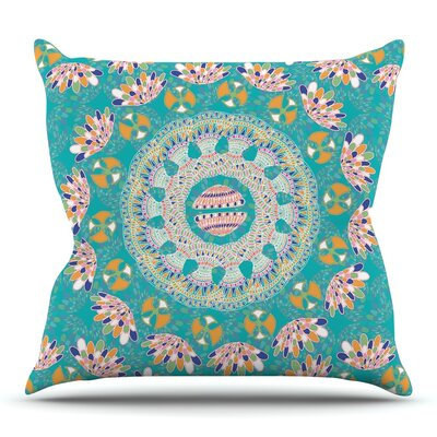 Luscious by Miranda Mol Throw Pillow Size: 20 H x 20 W