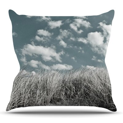 Dunes Throw Pillow Size: 18 H x 18 W x 3 D