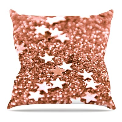 Copper Glaze Throw Pillow Size: 26 H x 26 W x 5 D