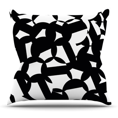 Throw Pillow Size: 26 H x 26 W x 5 D