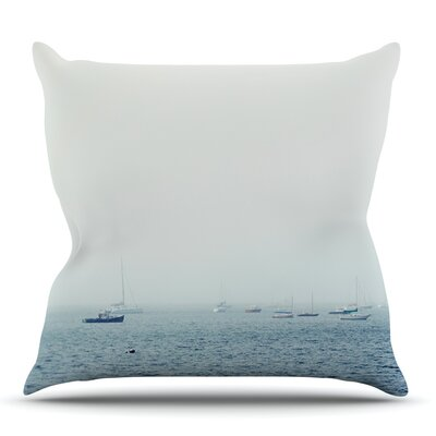 Harbor Throw Pillow Size: 16 H x 16 W x 3 D