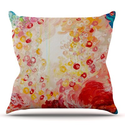 Days Throw Pillow Size: 18 H x 18 W x 3 D