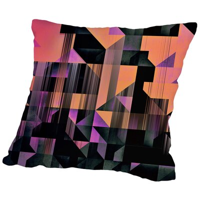 Apylypss Mylt Throw Pillow Size: 20 H x 20 W x 2 D