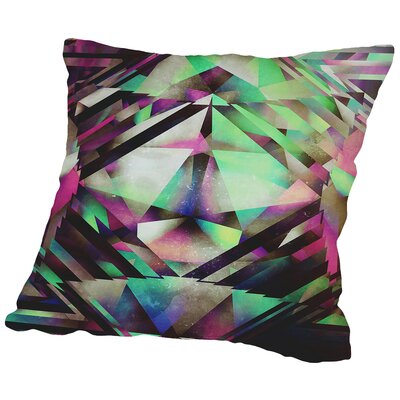 Ace of Bottles Throw Pillow Size: 18 H x 18 W x 2 D