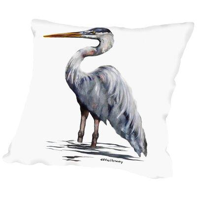Back Throw Pillow Size: 14 H x 14 W x 2 D