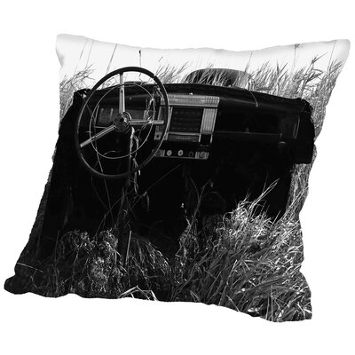 At A Dash Throw Pillow Size: 14 H x 14 W x 2 D