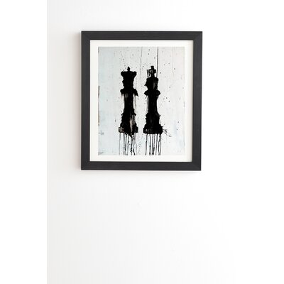 Check Mates Framed Painting Print USSC3186 33553251