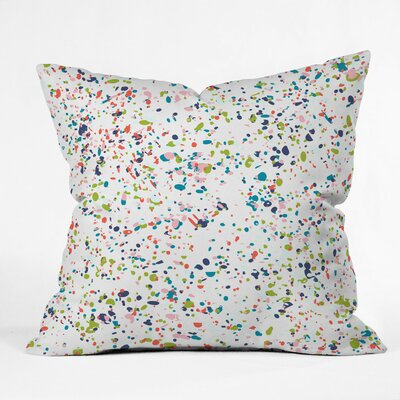 Just A Dash Polyester Throw Pillow Size: 18 H x 18 W x 5 D