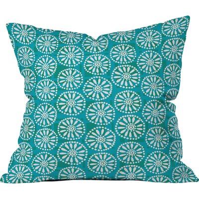 Zoe Wodarz Daisy Plaid Polyester Throw Pillow Size: 26 H x 26 W x 7 D
