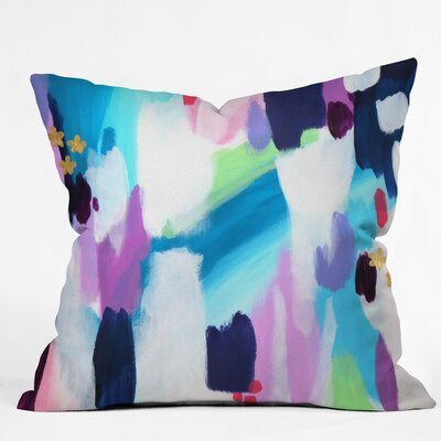Brave and Significant Outdoor Throw Pillow Size: 16 H x 16 W x 4 D