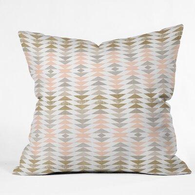Georgiana Paraschiv Throw Pillow Size: 18 H x 18 W x 5 D