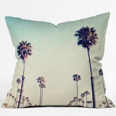 Bree Madden Outdoor Throw Pillow Size: 18