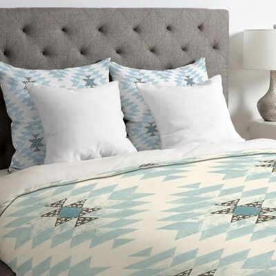 Dwelling Dawn Duvet Cover Size: Queen