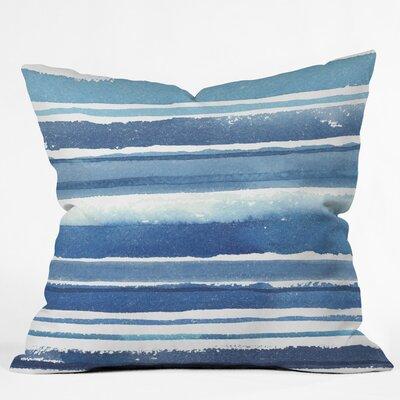Kerrie Satava Indoor/Outdoor Throw Pillow Size: 16 H x 16 W x 4 D