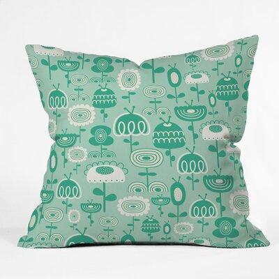 Gabriela Larios Throw Pillow Size: 18 H x 18 W x 5 D