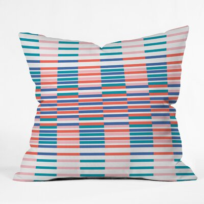 Zoe Wodarz Throw Pillow Size: 16 H x 16 W x 4 D