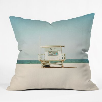Bree Madden Throw Pillow Size: 18 H x 18 W x 5 D