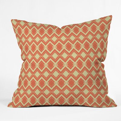 Craftbelly Throw Pillow Size: 16 H x 16 W x 4 D