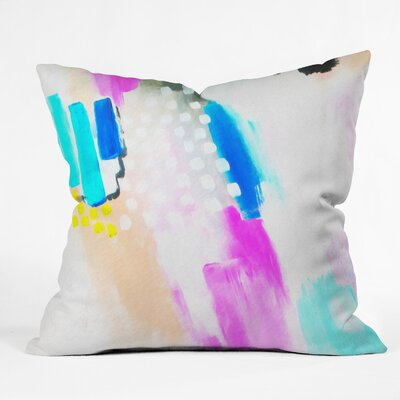 Laura Fedorowicz Throw Pillow Size: 18 H x 18 W x 5 D