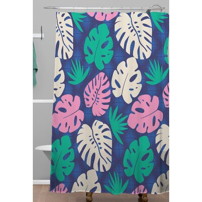Tropical Nights Shower Curtain