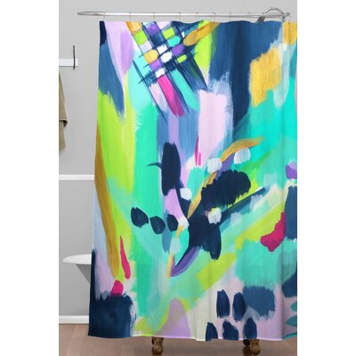 Puddle Jump Shower Curtain