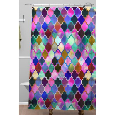 Marrakech Market Tilemix Shower Curtain