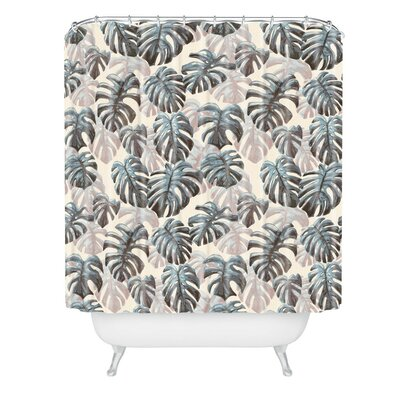 Dash and Ash Palm Springss Shower Curtain