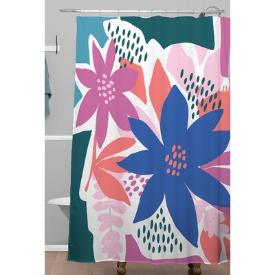 Afternoon Bloom Shower Curtain