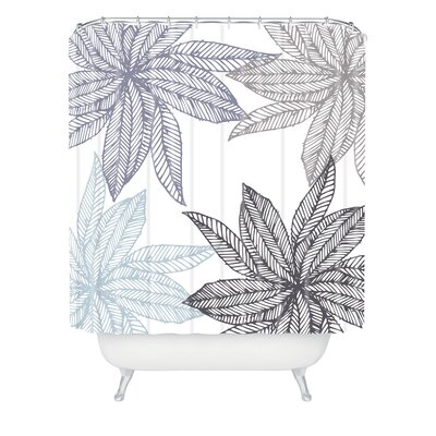 Flower Fantasy Ii Shower Curtain