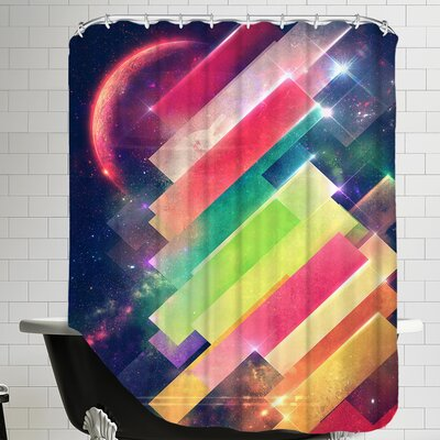 Mwwntyp Shower Curtain