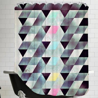 Lyykkd Shower Curtain