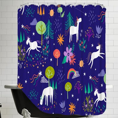 Unicorns Shower Curtain