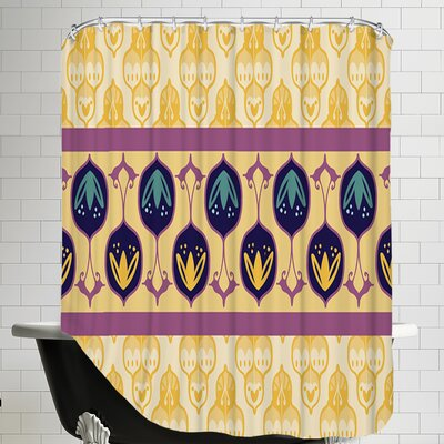 TurkishStriped CaraKozik Shower Curtain