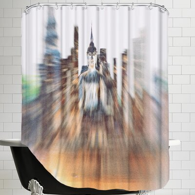 Wat Phra Ii Shower Curtain