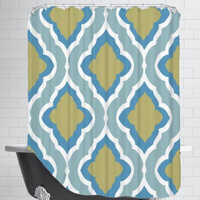 Marketplace Shower Curtain