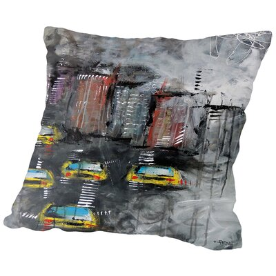 Urbanit 3464 Throw Pillow Size: 14 H x 14 W x 2 D