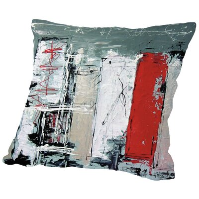 Urbanit 1.2 Throw Pillow Size: 16 H x 16 W x 2 D