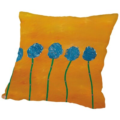 Colours of OZ Throw Pillow