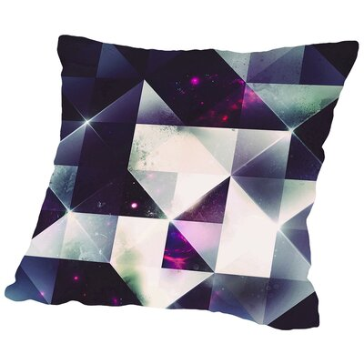 Cylm Pywyr Throw Pillow Size: 18 H x 18 W x 2 D