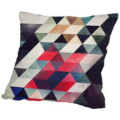 Ryplycmynt Yttympt Throw Pillow Size: 18 H x 18 W x 2 D