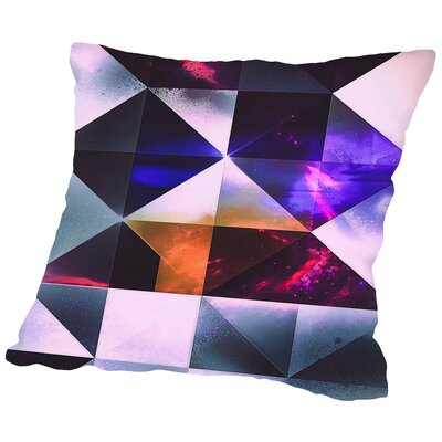 Whyte Rybbyt Throw Pillow Size: 16 H x 16 W x 2 D