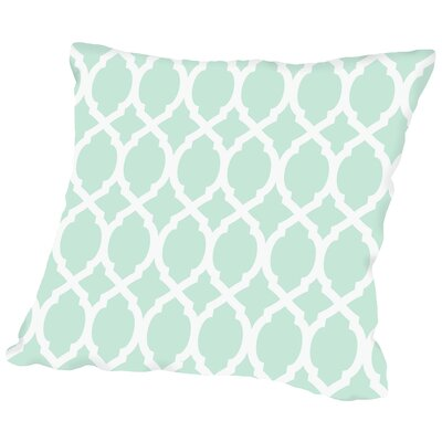 Pastel Throw Pillow Size: 14 H x 14 W x 2 D