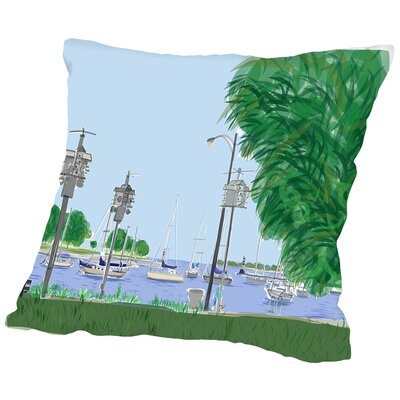 Montrose 3 Throw Pillow Size: 18 H x 18 W x 2 D