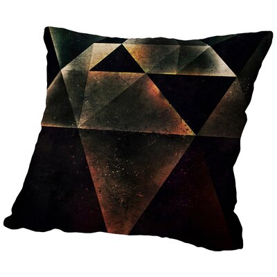 Hym Throw Pillow Size: 18 H x 18 W x 2 D