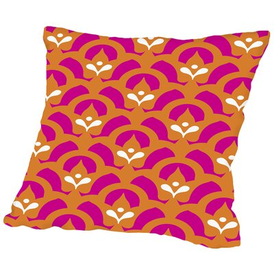 Hybrid Throw Pillow Size: 14 H x 14 W x 2 D