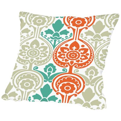 Holiday Throw Pillow Size: 18 H x 18 W x 2 D
