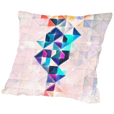 Slyyk Slww Throw Pillow Size: 16 H x 16 W x 2 D