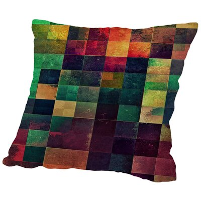 Nymbll Bwx1 Throw Pillow Size: 14 H x 14 W x 2 D