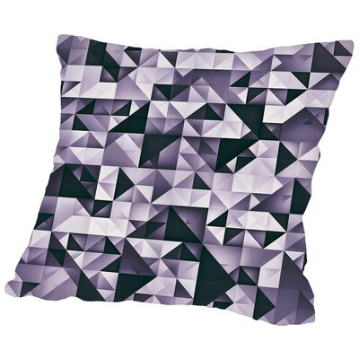 Pyths Throw Pillow Size: 14