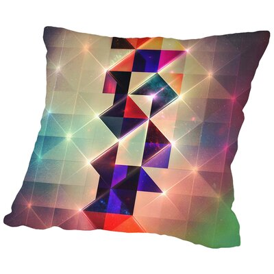 Lyyht Styp Throw Pillow Size: 18 H x 18 W x 2 D